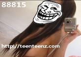 4chan Lady photoshot (etiquette response)