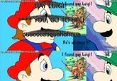 Gay Luigi?