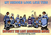 Racebending (The Last Airbender Casting Controversy)