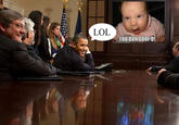 Smirking Obama