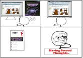 Having Second Thoughts
