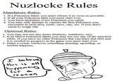 The Nuzlocke Challenge