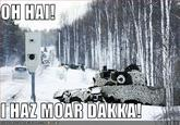 More Dakka