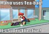 It's Super Effective!