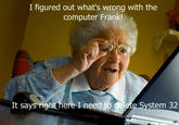 Internet Grandma Surprise