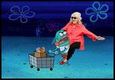 Paula Deen Riding Things