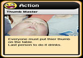 4chan Drinking Game Cards