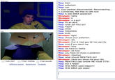 Chatroulette reactions