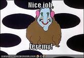 Great Job Jeremy