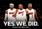 So Lebron Says (Heat Hate)