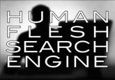 Human Flesh Search Engine