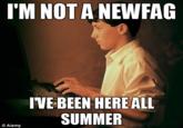 Summer Fag
