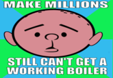 Idiot Karl Pilkington