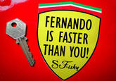 Fernando Is Faster Than You