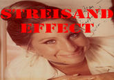 Streisand Effect