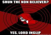 Shun the Nonbeliever