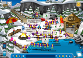 Purple Republic/Club Penguin Raids
