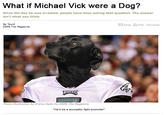 What if Michael Vick Were X