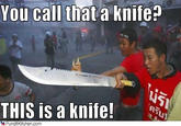 THAT's a Knife