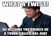 What a Twist!
