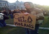 Get A Brain Morans