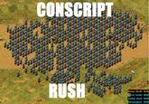 Zerg Rush