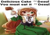 This is delicious cake