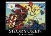 Shoryuken / Hadouken
