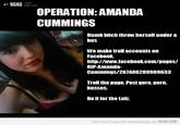 Amanda Cummings' Death