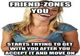 Friend Zone Fiona