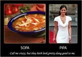 Pippa vs PIPA; SOPA vs Soup/Sopapillas