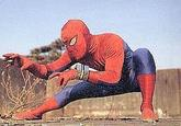 Toei Spider-Man / Spy Darma
