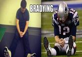 Bradying