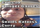Angry Indian Girl