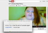 I'm in That Weird Part of YouTube