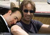 Jean Dujardin Sleeping