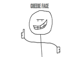 Cheese Face