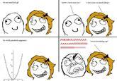 Parabolas ruin everything