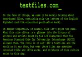 TextFiles