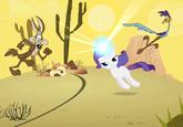 Rarity's Destiny/Rarityquest/ Rarity's Horn