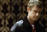 Defensively Heterosexual John Watson
