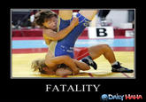 FINISH HIM! / FATALITY / Fake Fatalities