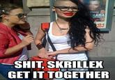 Girls That Look Like Skrillex