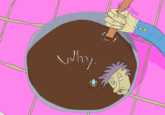 Stu Making Chocolate Pudding At 4 AM