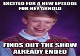 Hey Arnold Memes