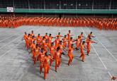 Cebu Dancing Inmates