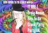 Craig the Crack Dealer