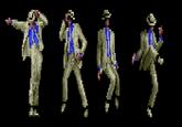 Michael Jackson Sprite