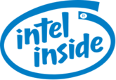 Intel Inside stickers