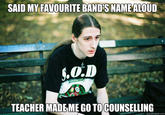 First World Metal Problems